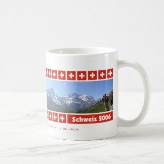Bernese Overland Coffee Mug