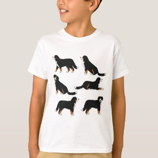 Bernese Sennenhund selection T-Shirt