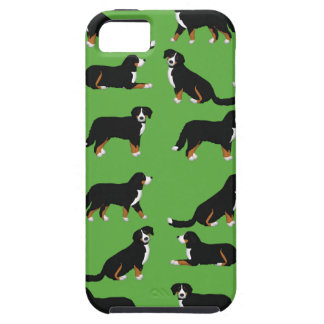 Bernese Sennenhund selection Tough iPhone 5 Case