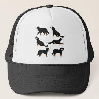 Bernese Sennenhund selection Trucker Hat