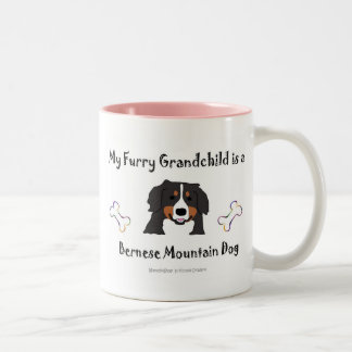 Bernese Two-Tone Coffee Mug