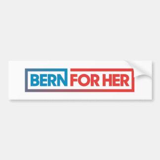 BernForHer Bumper Stickers