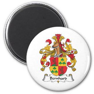 Bernhard Family Crest Magnet