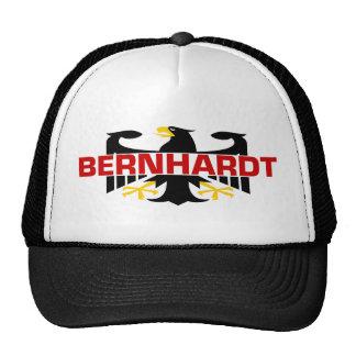 Bernhardt Surname Cap