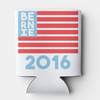 Bernie 2016 Beer Can Cooler