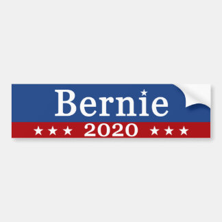 Bernie 2020 bumper sticker