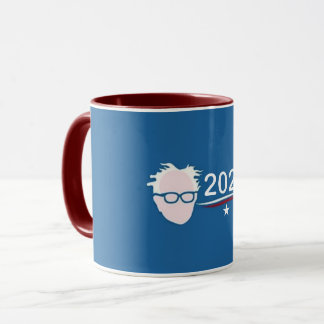 Bernie 2020 mug