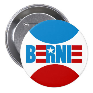 Bernie 7.5 Cm Round Badge