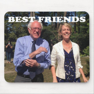 Bernie and Zephyr: Best Friends Mouse Pad