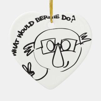 Bernie Anna Final Ceramic Heart Decoration