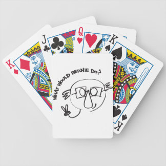 Bernie Anna Final Poker Deck