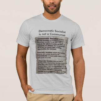 #Bernie Democratic Socialist Education T-Shirt