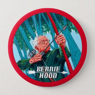 Bernie Hood 2016 10 Cm Round Badge