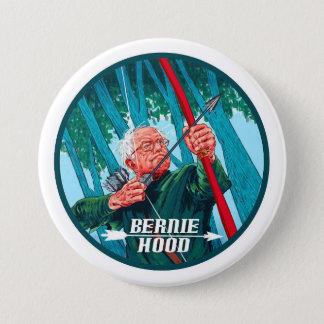 Bernie Hood 7.5 Cm Round Badge