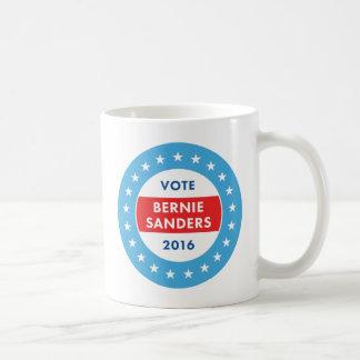 Bernie Sanders 2016 Basic White Mug