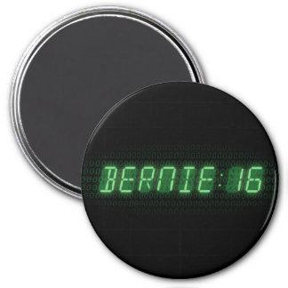 Bernie Sanders 2016 Clock 7.5 Cm Round Magnet