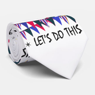 Bernie Sanders 2016. Let's do this. Tie