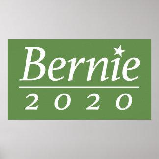 Bernie Sanders 2020 poster