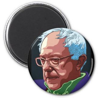 Bernie Sanders 6 Cm Round Magnet