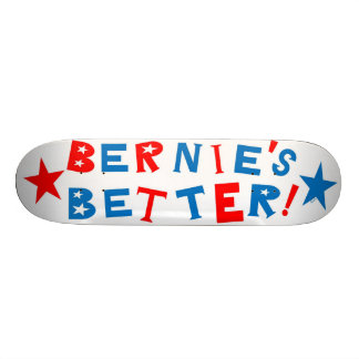 Bernie Sanders 8&1/8 Board 18.1 Cm Old School Skateboard Deck