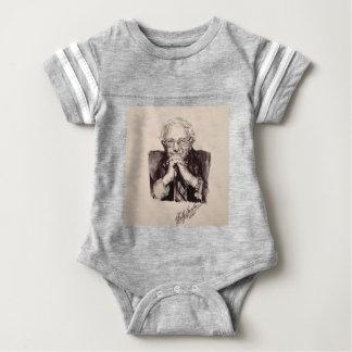 Bernie Sanders by Billy Jackson Baby Bodysuit