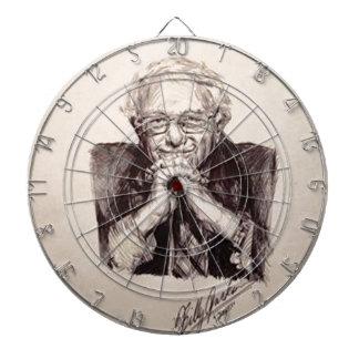 Bernie Sanders by Billy Jackson Dartboard