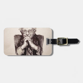 Bernie Sanders by Billy Jackson Luggage Tag