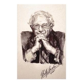 Bernie Sanders by Billy Jackson Stationery