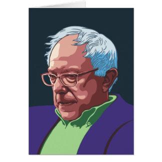 Bernie Sanders -col Card