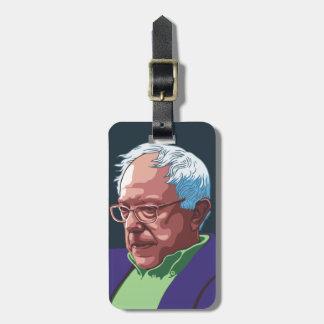 Bernie Sanders -col Luggage Tag