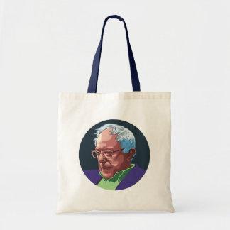 Bernie Sanders -col Tote Bag