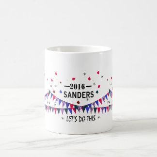 Bernie Sanders Election 2016 Coffee Mug