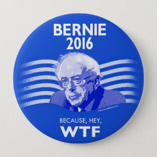 Bernie Sanders for President 10 Cm Round Badge