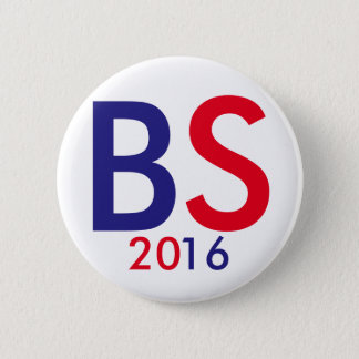 Bernie Sanders for President 2016 6 Cm Round Badge