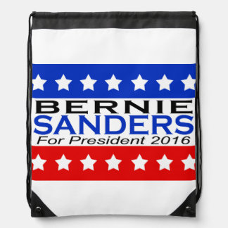 Bernie Sanders for President 2016 Campaign Rucksack