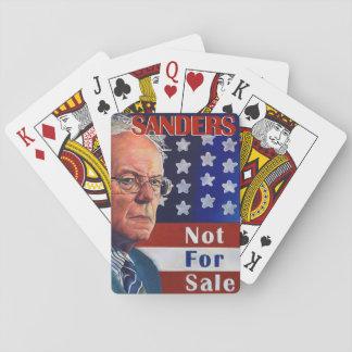Bernie Sanders for President Poker Deck