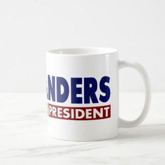 Bernie Sanders for President V1 Basic White Mug