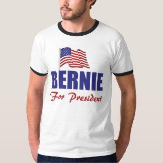 Bernie Sanders Men's Basic Ringer T-Shirt