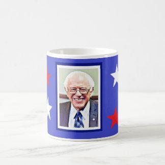 Bernie Sanders Patriotic Political Support Mug