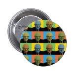Bernie Sanders Pop-Art Buttons