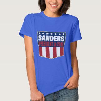 Bernie Sanders President in 2016 Shirt