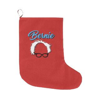 Bernie Sanders Red Christmas Stocking