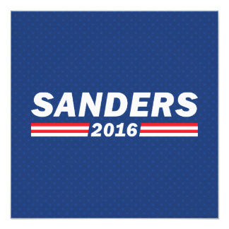 Bernie Sanders, Sanders 2016 Art Photo
