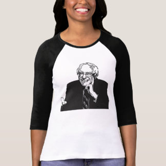 Bernie Sanders Supports Education and Employees T-Shirt