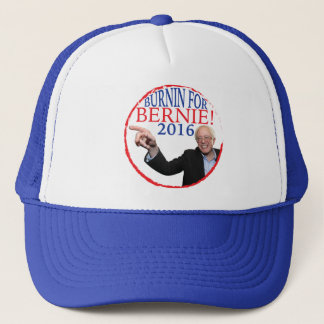 Bernie Sanders Trucker Cap