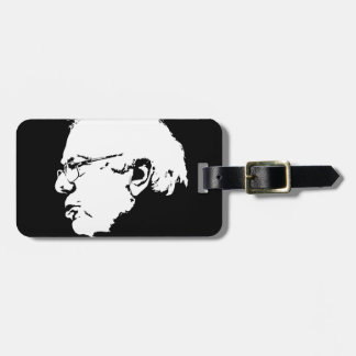 bernie Stark Luggage Tag