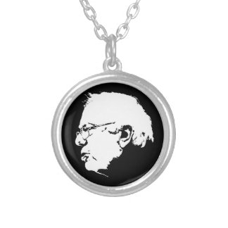 bernie Stark Silver Plated Necklace