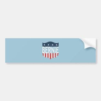 BERNIE stars and stripes Bumper Sticker
