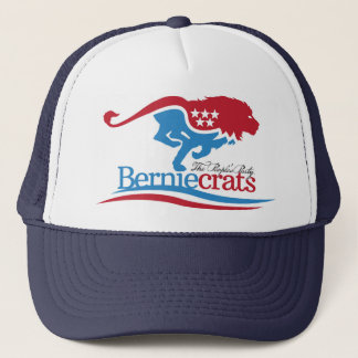Berniecrats - Logo Trucker Hat