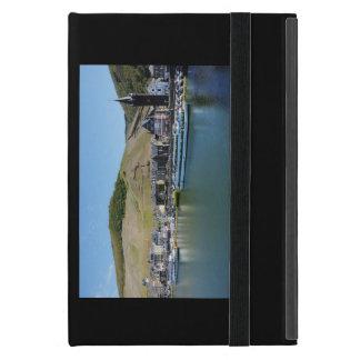 Bernkastel Kues at Moselle Cover For iPad Mini